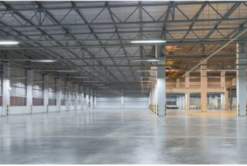 Construction of Steel Structure Warehouses